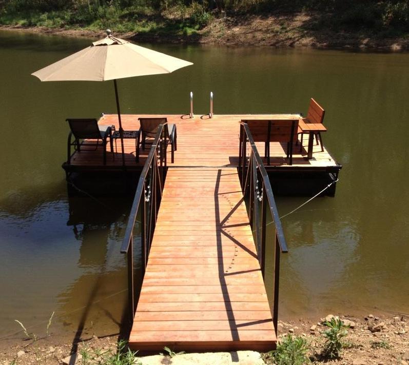 Small Cabin Design Ideas: POND AND LAKE