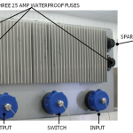 Electrofishing Control Box Diagram