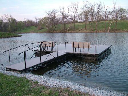 POND AND LAKE - Docks - Midwest Lake