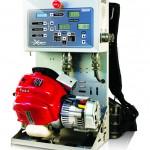 Backpack Electrofisher With Generator