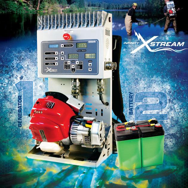 Electrofishing Boat Fabrication and Sampling Equipment