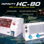 The Infintiy HC-80 Electrofishing Control Box