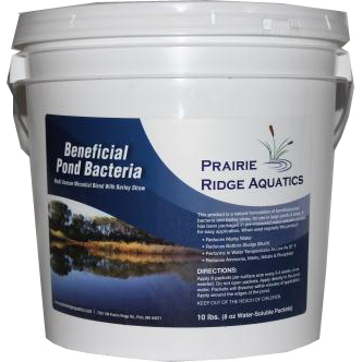 Prairie Ridge Aquatics Beneficial Pond Bacteria for Lake Mangement