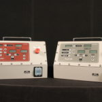The Infinity HC-80 (left) and the Original Infinity Box (right)