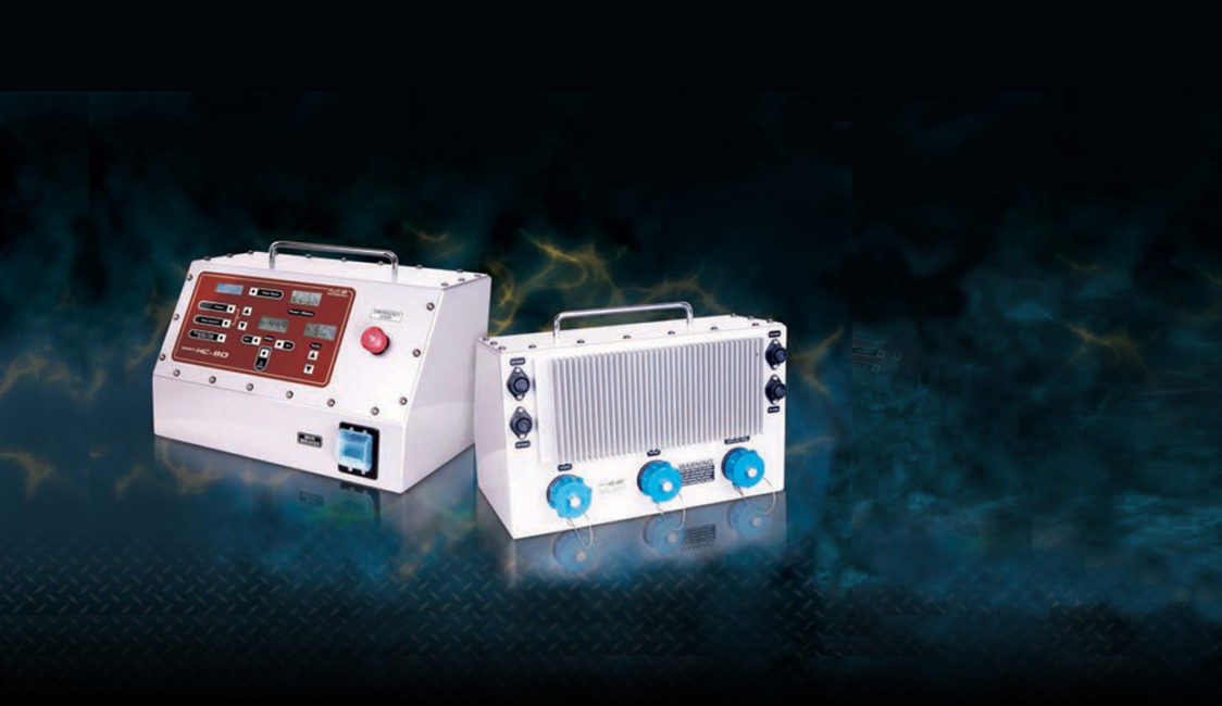 MLES Infinity HC-80 Electrofishing Control Box