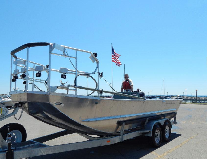 Elite Series Custom Electrofishing Boats